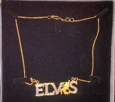 ELVIS  SOLD GOLD 22KT  NECKLACE , STUNNING LOOK AND DESIGN,SPECIALLY MADE