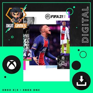 FIFA 21 - Xbox Series X S - Xbox One / Xbox Live- Digital Download Game