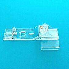 4127165-45 (620097396)(H10852) Flat Edge Lace Foot  Huskylock/Pfaff Coverlock