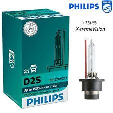 Philips D2S Xenon X-tremeVision gen2 +150% Headlight Bulb P32d-2 35W 85122XV2C1