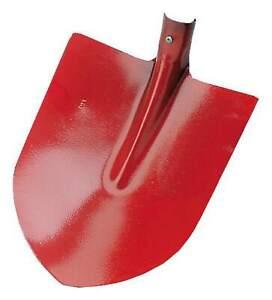 Frankfurter Schaufel rot Größe 5 Import