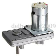 RS-555 metal Getriebemotor 12V-24V DC gear motor high torque low noise TAKANAWA