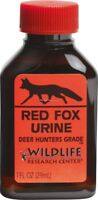 NEW! Wildlife Research 510 Red Fox Urine Cover Scent (1-Fluid Ounce)