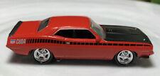 Johnny Lightning '70 Plymouth AAR Cuda Red 1/64  Diecast Mopar Hemi