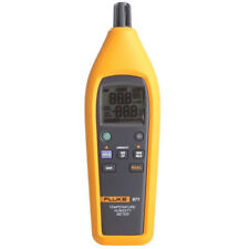 New Fluke 971 Temperature Humidity Meter Psychrometer 99 Record Capacity