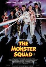 """The Monster Squad Mini Movie Poster A 11""""x17"""" Archival Print U.S. Seller"""