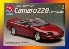 AMT ERTL - 1994 - Chevrolet Camaro Z28 Convertible 1:25 -Bausatz - Top