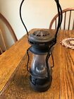 Vintage Dietz Scout N.Y. USA Lantern Turned Lamp w/ Scout Globe Excellent Cond.