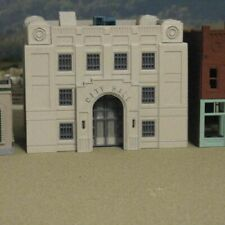 HO Scale City Hall Building