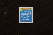 Intel Inside Sticker 15.5 x 21mm Haswell Genuine Case Badge Sticker USA Seller!!