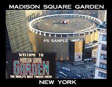 NY - MADISON SQUARE GARDEN #1 - Travel Souvenir Flexible Fridge Magnet