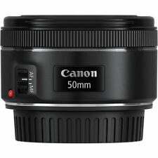 Canon EF 50mm f/1.8 STM Lens (without extra fee )