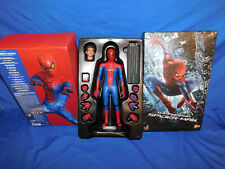 Hot Toys Amazing Spider-Man Spiderman With Andrew Garfield Head MMS179