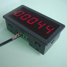 Digital LED Punch Counter 5 Digit Electronic Counter DC 12V 24V Count 0-99999