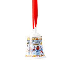 10 Stk. Weihnachtsglocke 2018 Porzellan Hutschenreuther Gratisprospekt
