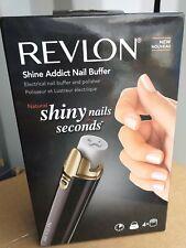 Revlon Compact Manicure Shine Addict Nail Micro-Grain Buffer RVSP3525UKE RRP £30