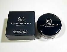NIB Savvy Minerals by Young Living Blush 22848 Captivate
