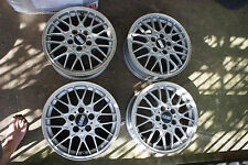 "JDM BBS 16"" OEM wheels rims bb6 prelude cl1 dc2 ek9 staggered"