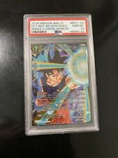 Ultra Instinct -sign- Son Goku PSA 10