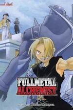 Fullmetal Alchemist (3-in-1 Edition), Vol. 3, , Hiromu Arakawa, Very Good, 2011-