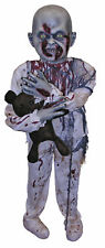 ZOMBIE BOY HALLOWEEN PROP Rotted RIP Scary Grave Yard Haunted House Decoration