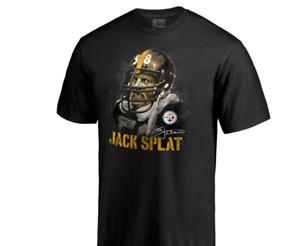 NFL Pro Line Jack Lambert Pittsburgh Steelers Retired Player T Shirt 3XL RARE