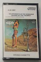 101 Strings Cassette Plus The Sensuous Sounds Of The Trumpet Allshire Tape