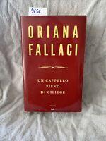 Un Cappello Pieno Di Ciliege Oriana Fallaci