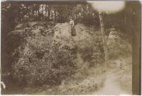 Snapshot Fotografia Originale Vintage Citrato Ca 1900 ND68