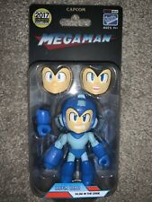 The Loyal Subjects Megaman Sdcc 2017 Exclusive Glow In The Dark Mega Man GITD