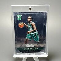 Panini ROOKIE PRIZM Terry Rozier Card RC #338 Charlotte Hornets - Mint/nm