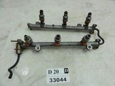 1997 98 3000gt fuel gas rail line injecter injector NON turbo pressure regulator
