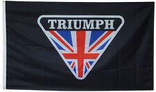 TRIUMPH CAR FLAG BANNER 3X5FT