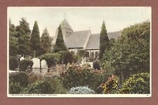 Hollington Church in the Wood, Hastings  Autumnal Colours, Norman Card     RK792