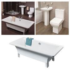 Freestanding Bathroom Suites with Taps