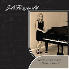 "Jill Fitzgerald ""Memories of Home"" - Piano Songbook Only - New Age Sheet Music"