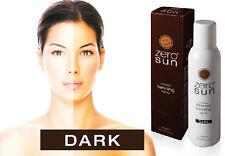 ZERO SUN Colore DARK Make up Abbronzatura spray Sun Tun 200ml On The Go Abbronza