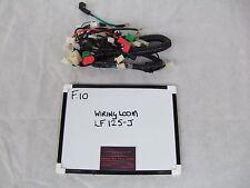 Complete Wiring Loom  - Lifan LF125-J - Mirage/City