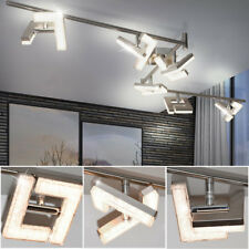 LUXE 24 Watt Plafonnier LED intérieur Tube fluorescente CRISTAL spots pivotant