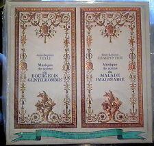 Lulli/Charpentier/Martini Bourgeois Gentilhomme; Malade Imaginaire Guilde Intern