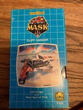 mask cliff hanger and race against time