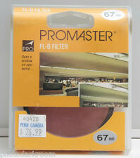 67mm FL-D - Photo Filter - ProMaster 4661 - NEW G1