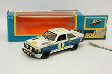 Solido Tron 1/43 - Ford Escort 1800 RS Safari Rally 1977 Waldegard
