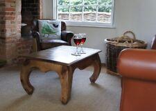 Sheesham Coffee Table Opium Design 90x60cm