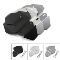 Front Engine Housing Guard Cover Protector For BMW R 1200 RT LC 2013-2018 Black