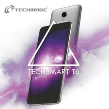 TECHMADE SMARTPHONE MTK6737 1,25GHZ/2GB/16GB/5/ANDROID 7.0 C502-T6