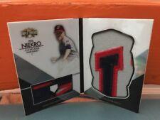 2012 Topps Triple Threads Phil Niekro Triple Patch Booklet #'d 3