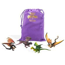Wizarding World Of Harry Potter Triwizard Tournament Dragon Pouch Tri Wizard New
