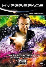 NEW DVD // BBC VIDEO Hyperspace  // SAM NEILL,6 EPISODES