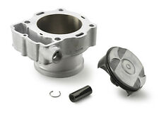 Cilindro y Pistone KTM Duke 125 Cylindrer and Pistone Kit Rif. 90130038000
